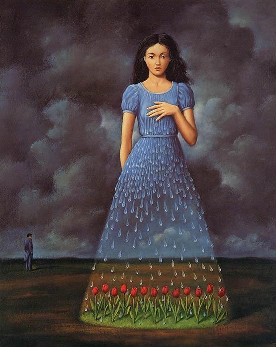 Постер. Рафал Облински