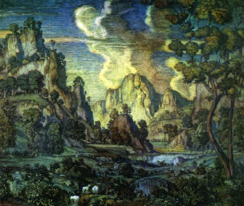 В московской живописи 1910 х годов